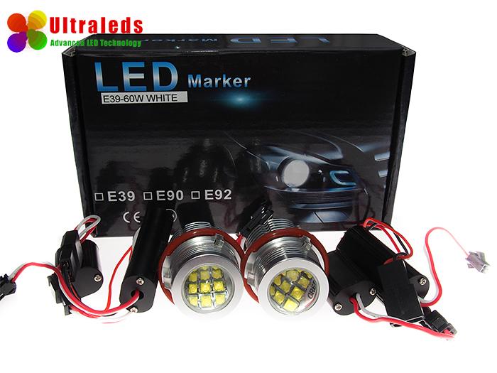 LED MARKER CREE 120 Wat BMW E39 E53 E60 E63 E64 E65 CANBUS